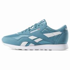 Reebok Classic Nylon Color Womens White Sneakers (631IRYPF)