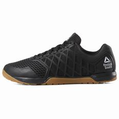 Reebok CrossFit Nano 4.0 Womens Black/White Training Shoes (410RUHXG)