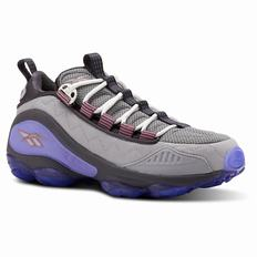 Reebok DMX Run 10 Womens Grey Sneakers (336HRIWU)