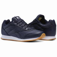 Reebok Royal Classic Jogger 2.0 Boys Navy Sneakers (799RPLYE)