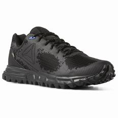 Reebok Sawcut GTX 6.0 Mens Black/Grey Walking Shoes (998WEVZD)